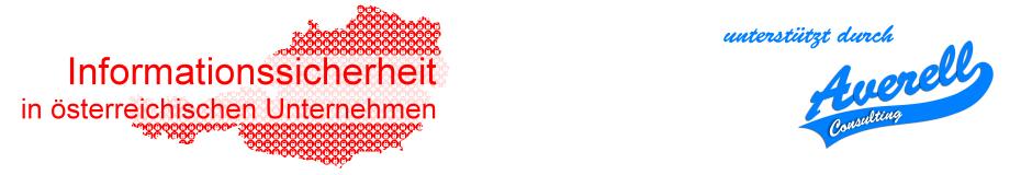 Blog zur Informationssicherheit in österreichischen Unternehmen